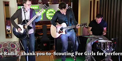 Scouting for Girls - Secret Gig